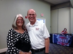 Rick Puckett (TROY Pensacola Area Coordinator) with wife Donna